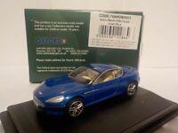 Model Car, Aston Martin Db9, Blue, 1/76 New