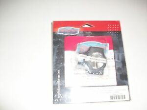 SIDE MOUNT LICENSE CLAMP FOR HARLEY-DAVIDSON,CHROME,1986UP SOFTAIL,EXCEPT