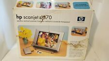 NEW HP Scanjet 4670 See-Through Flatbed Scanner- Complete in Original Packaging
