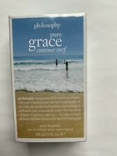 Pure Grace Summer Surf by Philosophy for Women 2.0 oz Spray Brand New
