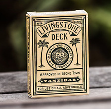 Livingstone Playing Cards Deck Brand New