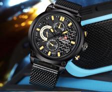 Mens Watch Sports Watch Sports Quartz Waterproof Luxury Watch Military stopwatch