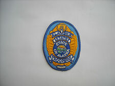 """New""  Alaska State Trooper Police Hat Patch-"
