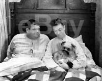 Laughing Gravy (1931) Laurel & Hardy, Stan Laurel, Oliver Hardy 10x8 Photo