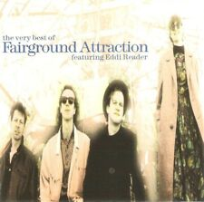 Fairground Attraction - The Very Best of (CD 1996) Eddi Reader