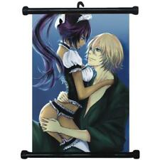 sp210664 Bleach Urahara Yoruichi Japan Anime Home Décor Wall Scroll Poster 21 x