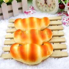 10.5cm Jumbo Reedy Croissant Squishy Scented Super Slow Rising Bread Toys Gift