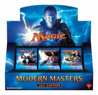 Magic the Gathering: Modern Masters 2017 Booster Box (24 Packs) Factory Sealed