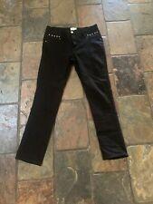Ladies Size 12 Black Jeans