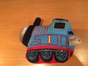 THOMAS THE TANK ENGINE & FRIENDS Thomas Cuddly Soft Plush Toy Train