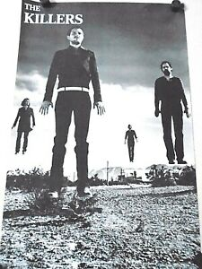 """the Killers - Orig. Poster B&W #1317 / Exc. New condition 22 x 34 1/2"""""""