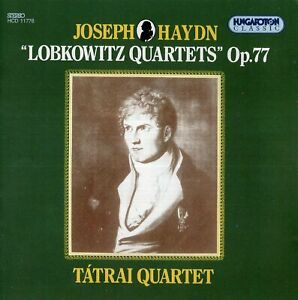 "Haydn - ""Lobkowitz Quartets"", Op.77 / Tátrai Quartet"