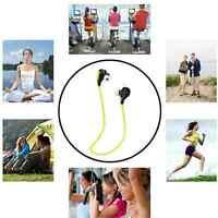 Bluetooth Wireless Sport Handfree Headset Stereo Headphone Earphone Universal A2