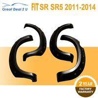 FOR TOYOTA HILUX 2011-2014 FENDER FLARES GUARD WHEEL ARCH SR5 SR VIGO MK6