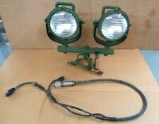 2624346 Flood Light Assembly Contruction Project Painting Lights Great Cond