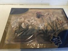 Pimpernel Cork Backed Placemats, Set Of 6, Brand New Sealed.