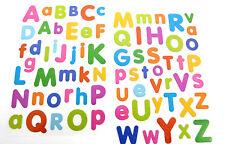 Couleur Alphabet Lettres Autocollants Enfants Fabrication Carte Labels for Kids LS46