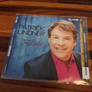 PATRICK LINDNER : Nur Mit Deiner Liebe    > VG+ (CD)