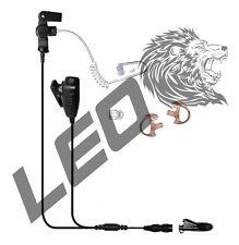 Tactical Ear Gadgets™ Cougar Earpiece for Motorola HT1250 HT750 PR860 Pro Radio