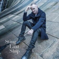 CD de musique pop rock Sting