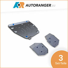 Unterfahrschutz Set — Aluminium 4mm — Land Rover Range — Rover Evoque