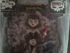 "Cyberella D'Nile 7"" bleeding edge begoth doll series 4"