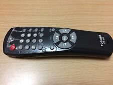 TOSHIBA TV REMOTE CONTROL CT-814 for CF19H25 CZ19H31 Free Postage