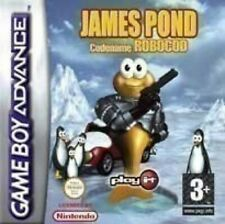 Nintendo GameBoy Advance Spiel - James Pond: Codename Robocod mit OVP