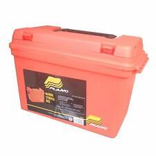 Plano 1612 Deep Dry Storage Marine Box with Tray Orange