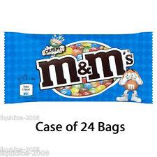 M & m's ® croustillant chocolat traiter sac mix case 24 36g de bonbons vente en gros discount