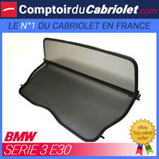 Filet anti-remous coupe-vent, windschott Bmw E30 cabriolet - TUV