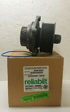 New Reliabilt Detroit Diesel Accessory Drive W/Pulley R23518333. Series 50 60