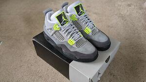 Nike Jordan IV (4) 95 Neon - US 9.5
