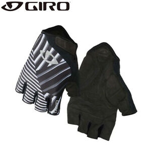 Giro Jag Reflective Cycling Gloves - Black Dazzle