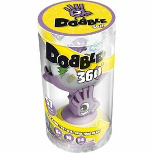 Dobble 360 Edition - Brand New & Sealed