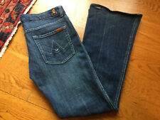 "Seven 7 for all Mankind women's A-pocket jeans, Size 31 (US 12) x 31.5"" Inseam"