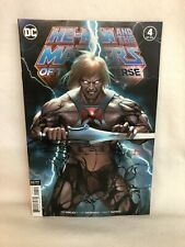 DC He-Man & the Masters of the Multiverse #4 (of 6) by (W) Tim Seeley