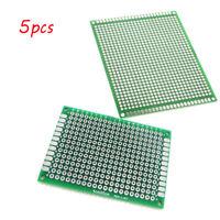 5PCS Double side Prototype PCB Tinned Universal board 4x6 4*6cm~~~