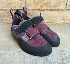 Black Diamond Momentum rock climbing shoes Merlot Purple Women's 6.5 Mint