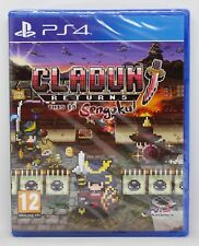CLADUN RETURNS THIS IS SENGOKU - PLAYSTATION 4 PS4 PLAY STATION PAL ESPAÑA NUEVO