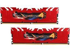 G.SKILL Ripjaws 4 Series 16GB (2 x 8GB) 288-Pin DDR4 SDRAM DDR4 2666 (PC4 21300)