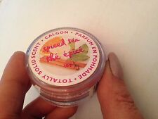 spiced tea Coty Calgon totally solid scent perfume sealed  rare , brand new