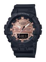 Casio G-Shock Limited Edition Black Rose Gold Mens Watch GA-800MMC-1AER £119