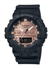 Casio G-Shock Limited Edition Black Rose Gold Mens Watch GA-800MMC-1AER £119