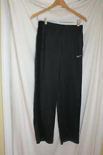 Nike mens small black sweatpants