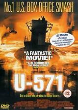 U-571 [DVD] [2000], , Used; Very Good DVD