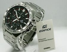 ✅ Casio Edifice efr-564d -1 avuef chronograph con cinta de acero inoxidable ✅