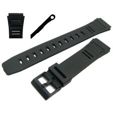 Replacement Watch Strap 19mm to fit Casio AW44, ABX20, DB150