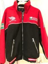 castrol honda jacket ( great condition ) collectable.motorcycle jacket.mens/boys