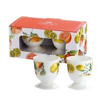 """Gebäckteller Glasschale 3er Set   28 x 28 x 5cm     Serie Fresh Fruits  /""""Gilde/"""""""